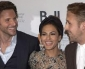 Bradley Cooper,Eva Mendes e Ryan Gosling (foto à partir da esquerda) estão em um dos filmes mais esperados.